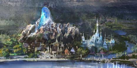 Disneyland Paris Nuove Aree Marvel Star War Frozen 2021 (5)
