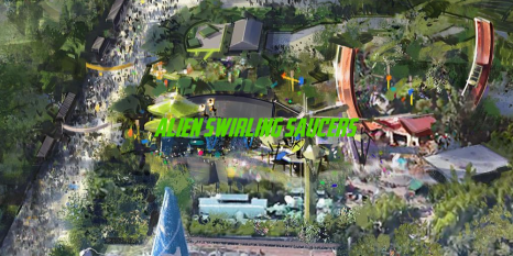 Disneyland Paris Nuove Aree Marvel Star War Frozen 2021 (7)