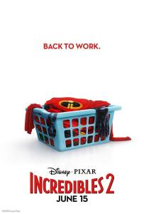 incredibili due sequel teaser poster
