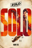 Poster Han Solo A Star Wars Story (1)