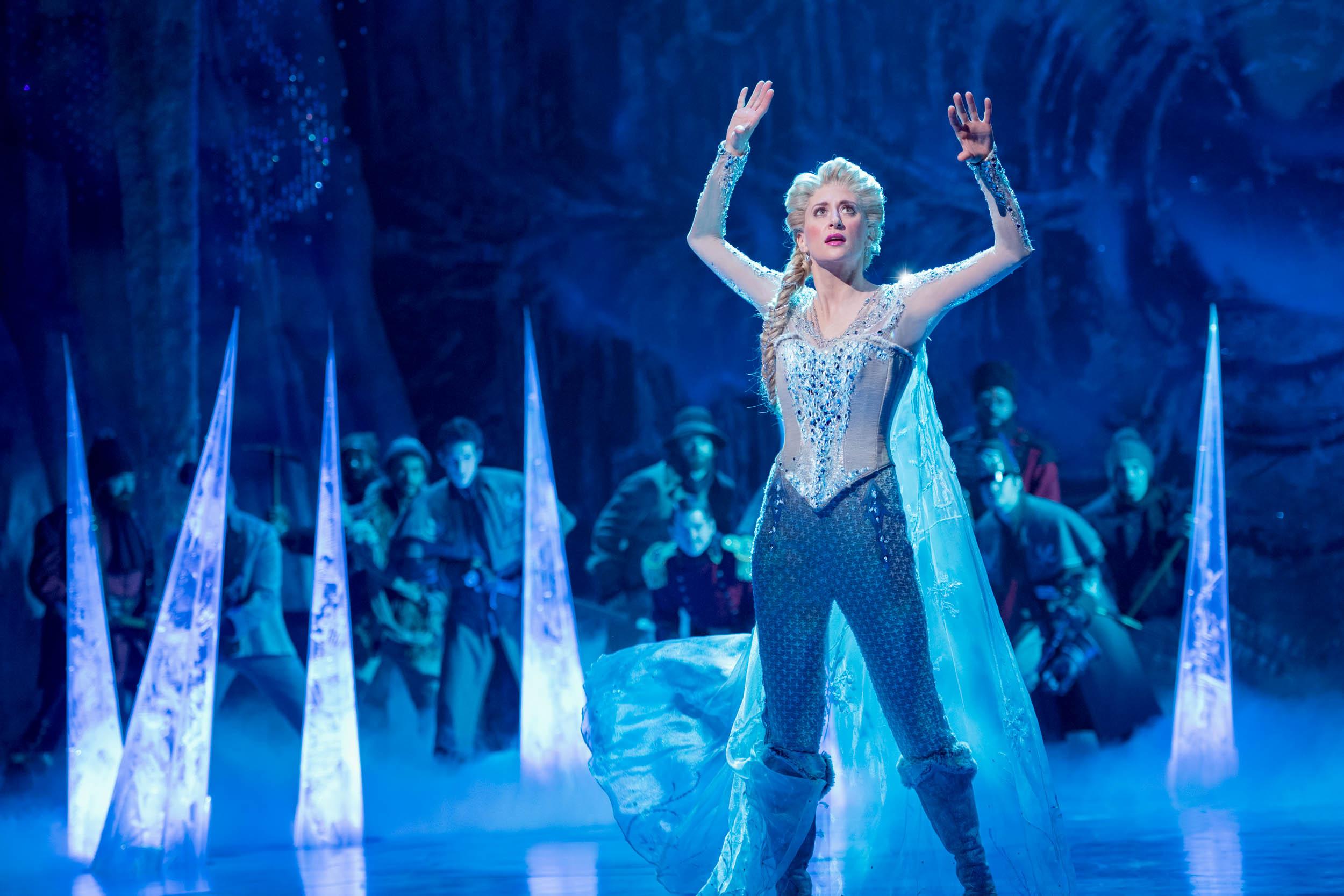 Frozen, the Broadway musical