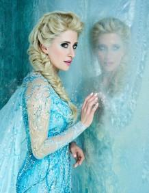 frozen il musical broadway character portrait