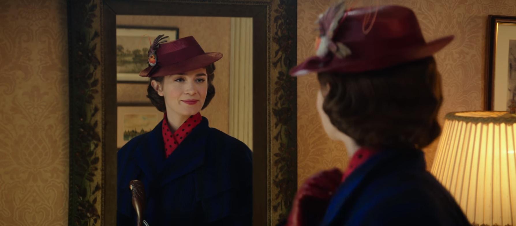Mary Poppin Returns Emily Blunt Trailer