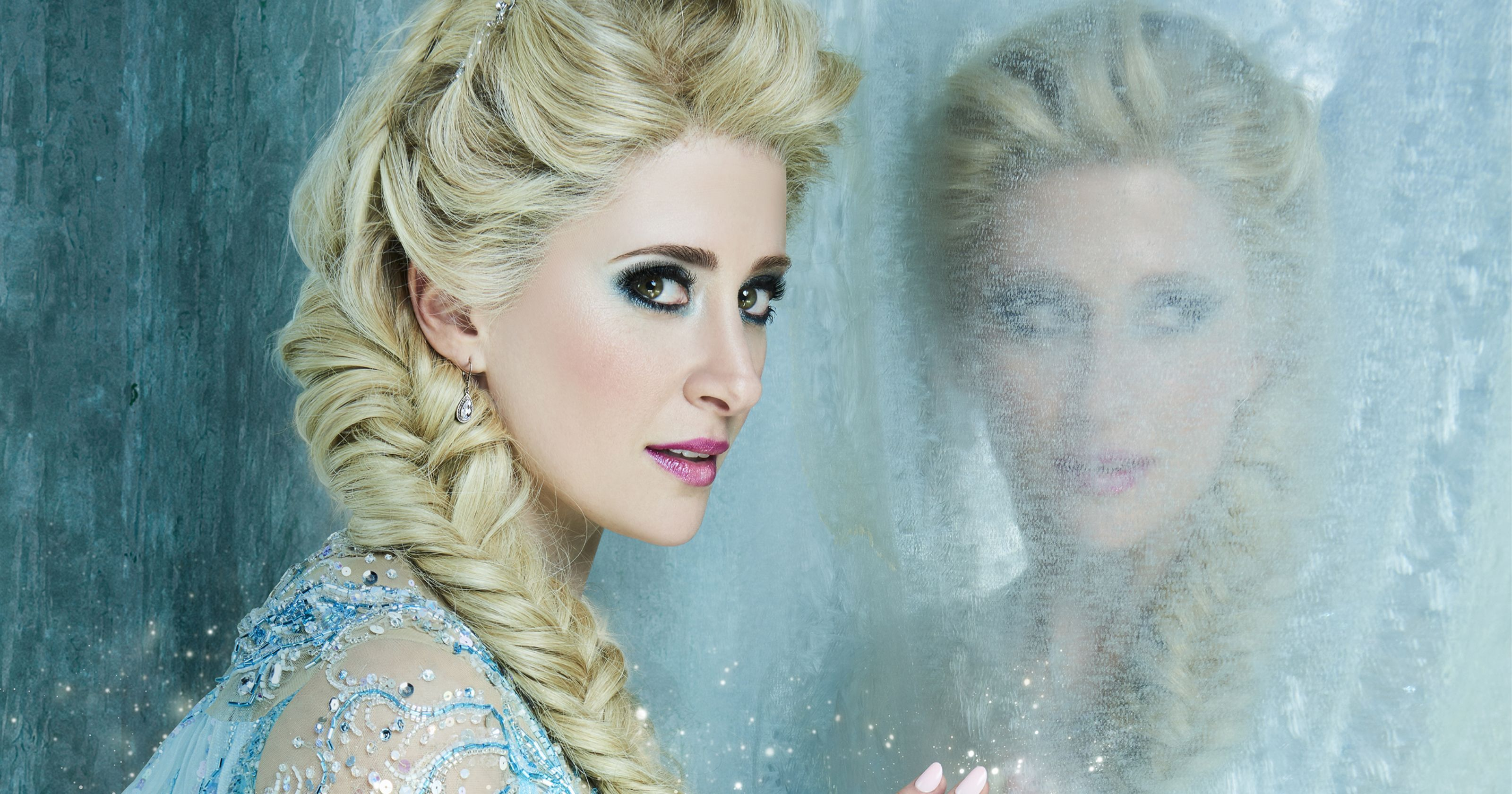 frozen broadway musical elsa caissie levy canzoni