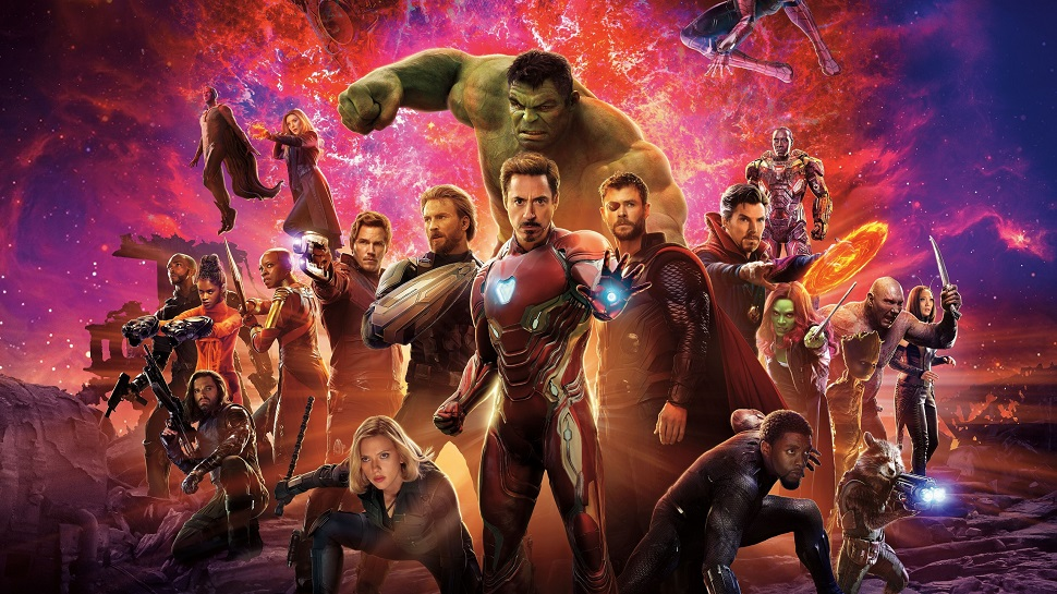 avengers infinity war marvel studios record box office due miliardi