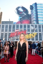 "HOLLYWOOD, CA - JUNE 25: Actor Michelle Pfeiffer attends the Los Angeles Global Premiere for Marvel Studios' ""Ant-Man And The Wasp"" at the El Capitan Theatre on June 25, 2018 in Hollywood, California. (Photo by Alberto E. Rodriguez/Getty Images for Disney) *** Local Caption *** Michelle Pfeiffer"