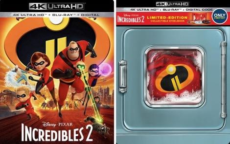 Incredibles-2-SteelBook-and-Standard-4K-Blu-ray
