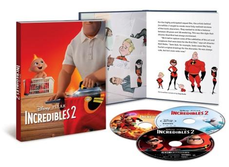 Target-Exclusive-Incredibles-2-storybook-filmmaker-gallery-4K-Blu-ray