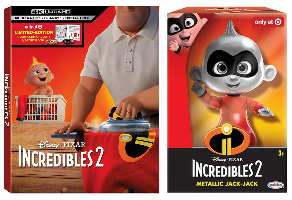 Target-REDcard-Incredibles-2-Blu-ray-Metallic-Jack-Jack