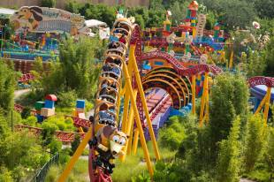 Toy Story Land (15)