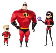 Gli Incredibili 2 Bambole Disney Store Edizione LImitata (1)