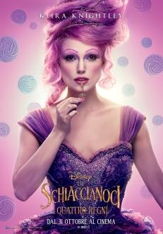 Characters Poster Lo Schiaccianoci e i Quattro Regni Disney (3)