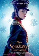 Characters Poster Lo Schiaccianoci e i Quattro Regni Disney (4)