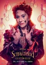 Characters Poster Lo Schiaccianoci e i Quattro Regni Disney (5)