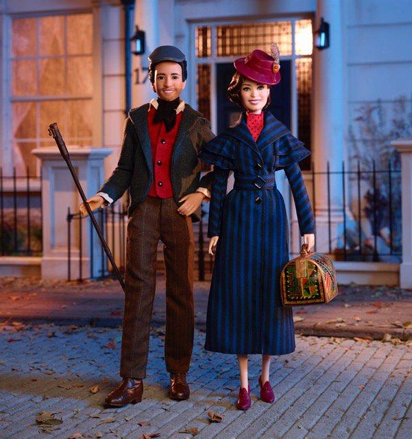Mary poppins returns trama e recensione