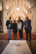 sciarrone guinness world record7
