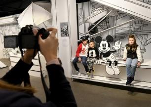 Mickey The True Original Exhibition foto New York (43)